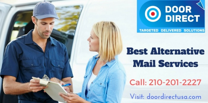 Choose the Best Alternative Mail Services